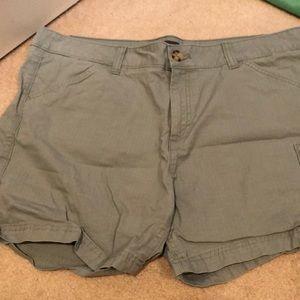 "5"" Cargo Shorts"